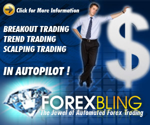 Forex Bling - Automatic Forex Strategy